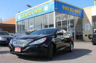 Used 2013 Hyundai Sonata GLS | HEATED SEATS | BLUETOOTH | 3 MONTH/3000 KM WARRANTY for sale in Hamilton, ON