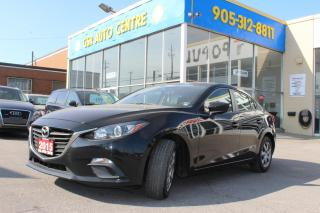 Used 2015 Mazda MAZDA3 PUSH START | BLUETOOTH | KEYLESS ENTRY | SKYACTIV for sale in Hamilton, ON