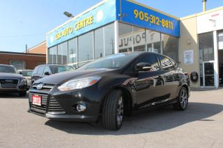 Used 2013 Ford Focus SE Sedan | BLUETOOTH | HEATED SEATS | FLEX FUEL for sale in Hamilton, ON
