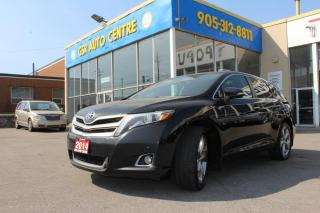 Used 2014 Toyota Venza LE V6 AWD | NAVIGATION | PANO ROOF | BACKUP CAMERA | LEATHER | HEATED & COOLED SEATS for sale in Hamilton, ON