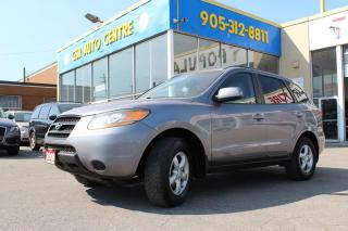 Used 2008 Hyundai Santa Fe GLS | HEATED SEATS | CRUISE CONTROL | V6 for sale in Hamilton, ON