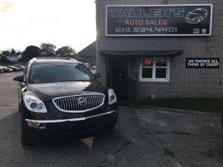 Used 2010 Buick Enclave CXL for sale in Kingston, ON