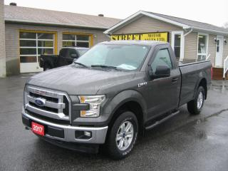 Used 2017 Ford F-150 XLT Reg cab long box 4x4 for sale in Smiths Falls, ON