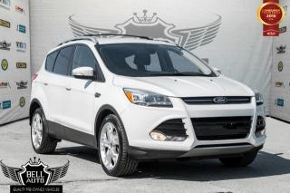Used 2013 Ford Escape TITANIUM NAVIGATION BACK-UP CAMERA SUNROOF LEATHER for sale in Toronto, ON