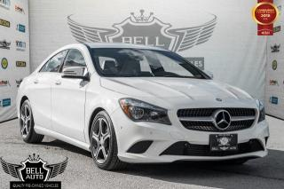 Used 2015 Mercedes-Benz CLA250 4MATIC NAVIGATION LEATHER INTERIOR BACK-UP CAMERA for sale in Toronto, ON