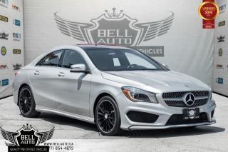 Used 2015 Mercedes-Benz CLA-Class CLA 250, AMG PKG, NAVI, BACK-UP CAM, PANO ROOF, SENSORS for sale in Toronto, ON