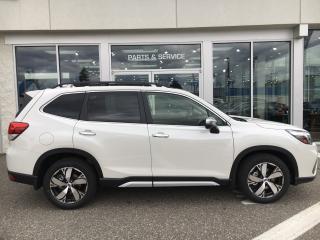 New 2019 Subaru Forester 2.5 PREMIER for sale in Vernon, BC