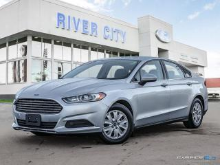 Used 2013 Ford Fusion S for sale in Winnipeg, MB