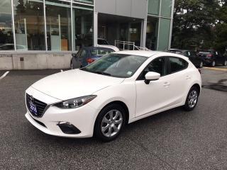 Used 2016 Mazda MAZDA3 GX for sale in Burnaby, BC