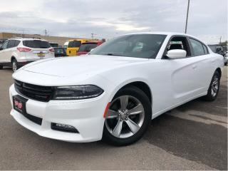 Used 2015 Dodge Charger SXT LOADED BIG SCREEN RADIO for sale in St Catharines, ON