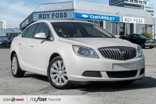 Used 2016 Buick Verano Remote Start Rear Camera Bluetooth for sale in Thornhill, ON