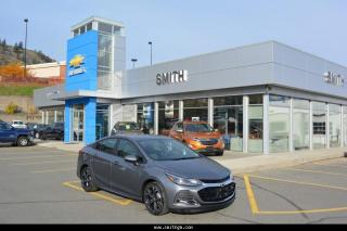 New 2019 Chevrolet Cruze LT for sale in Kamloops, BC