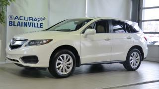 Used 2016 Acura RDX TECH ** AWD ** ACHAT 72 MOIS 3.9 % ** for sale in Blainville, QC