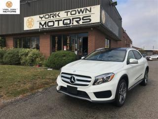 Used 2016 Mercedes-Benz GLA AMG|PREMIUM PACKAGE|NAV|BACK-UP CAM| for sale in North York, ON