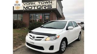 Used 2013 Toyota Corolla CE (A4)|HEATED SEATS| SUNROOF for sale in North York, ON