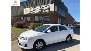 Used 2013 Toyota Corolla CE|SUNROOF|HEATEDSEATS|CLEAN! for sale in North York, ON