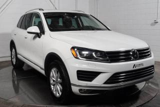 Used 2015 Volkswagen Touareg SPORTLINE CUIR TOIT for sale in St-Constant, QC