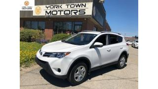 Used 2014 Toyota RAV4 ONE OWNER|BACK UP CAM | LE TRIM|SERVICE INCLUDED! for sale in North York, ON