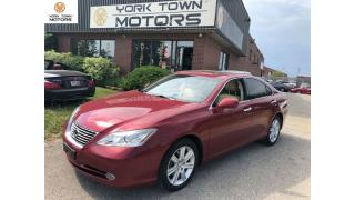 Used 2009 Lexus ES 350 Fully Loaded | NO ACCIDENT | NAV | BACK UP CAM! for sale in North York, ON