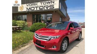 Used 2014 Toyota Venza Limited|FullyLoaded!|NAV|BackCam|NoAccidents| for sale in North York, ON