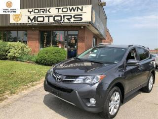 Used 2015 Toyota RAV4 Limited|FULLYLOADED!|ACCIDENTFREE|NAV|BACKUPCAM| for sale in North York, ON