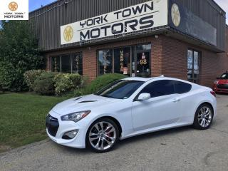 Used 2015 Hyundai Genesis Coupe 3.8 GT/ 1 Owner/ Navigation/BackUpCam/ for sale in North York, ON