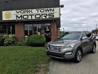Used 2013 Hyundai Santa Fe Sport 2.0T Limited AWD PanoRoof/NAV/BackCam for sale in North York, ON