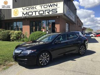 Used 2015 Acura TLX ElitePkg|AWD|TechPack|Leather|NAV|Sunroof for sale in North York, ON