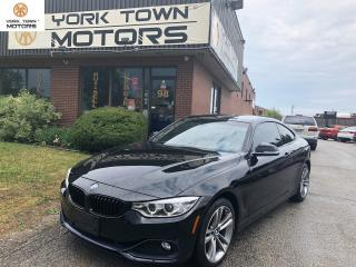 Used 2014 BMW 428i Sport EXEC PKG!|NAVI|REARCAM|ONEOWNER|NOACCIDENT for sale in North York, ON