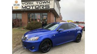 Used 2012 Lexus IS 250 NO ACCIDENTS|RARE COLOUR|NAV|SUNROOF|LTHR for sale in North York, ON