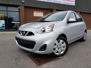 Used 2015 Nissan Micra SV PACKAGE  BACK UP CAMERA BLUET00TH!!! for sale in North York, ON