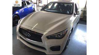 Used 2014 Infiniti Q50 SPORT|TECHPACK|NOACCIDENT|NAV|360SENSORS! for sale in North York, ON