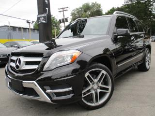 Used 2013 Mercedes-Benz GLK-Class GLK 350 4MATIC~AMG PKG~NAVIGATION~PANORAMA for sale in Burlington, ON
