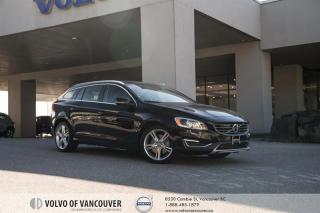 Used 2017 Volvo V60 T5 AWD SE Premier BLUETOOTH - SUNROOF - HEATED SEATS for sale in Vancouver, BC