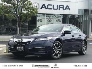 Used 2016 Acura TLX 3.5L SH-AWD w/Tech Pkg - COMING SOON for sale in Markham, ON