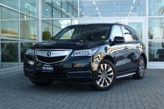 Used 2015 Acura MDX Tech at *DVD Player* for sale in Vancouver, BC