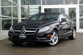 Used 2012 Mercedes-Benz CLS550 4MATIC Coupe *Low Kms* for sale in Vancouver, BC