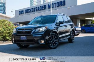 Used 2018 Subaru Forester 2.0XT Limited w/ Eyesight CVT BLUETOOTH - HEATED SEATS - LEATHER - NAVIGATION - SUNROOF - POWER TAILGATE for sale in Vancouver, BC
