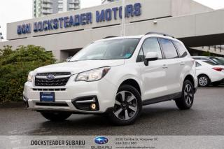 Used 2018 Subaru Forester 2.5i Touring w/ Eyesight CVT BLUETOOTH - REAR CAMERA - HEATED SEATS - SUNROOF for sale in Vancouver, BC