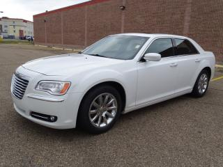 Used 2013 Chrysler 300 TOURING Leather,  Heated Seats,  Panoramic Roof,  Back-up Cam,  Bluetooth,  Remote Start, for sale in Edmonton, AB