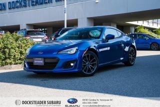 Used 2017 Subaru BRZ Sport-Tech at BLUETOOTH - HEATED SEATS - NAVIGATION for sale in Vancouver, BC