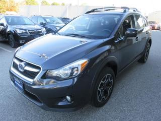 Used 2014 Subaru XV Crosstrek Touring Pkg CVT BLUETOOTH - HEATED SEATS - CROSSBARS for sale in Vancouver, BC