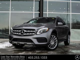 Used 2019 Mercedes-Benz GLA 250 4MATIC SUV for sale in Calgary, AB