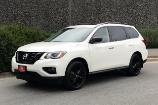Used 2018 Nissan Pathfinder Midnight Edition V6 4x4 at for sale in Vancouver, BC