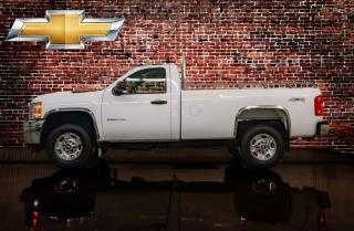Used 2011 Chevrolet Silverado 2500 HD WT for sale in Red Deer, AB