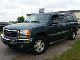 Used 2006 GMC Sierra 1500 SLE 4x4 for sale in Gloucester, ON