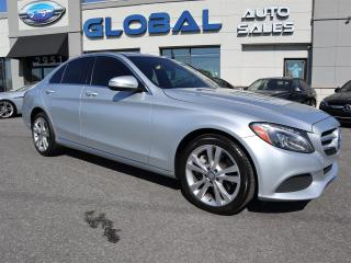 Used 2015 Mercedes-Benz C 300 4MATIC SPORT , LEATHER ALLOYS. for sale in Ottawa, ON