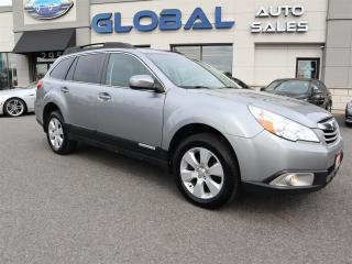 Used 2011 Subaru Outback 2.5i Premium AWD WAGON. for sale in Ottawa, ON