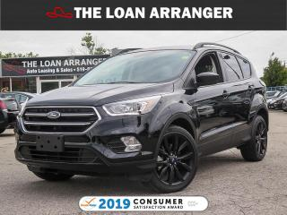 Used 2018 Ford Escape for sale in Barrie, ON