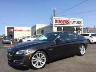 Used 2014 BMW 535xi XDRIVE - NAVI - REVERSE CAM for sale in Oakville, ON